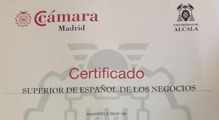 商务西班牙语资格证书 授权考点落户西南科技大学