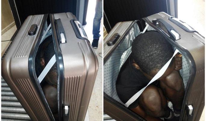 西班牙语阅读: 一位22岁的摩洛哥籍女子因用行李箱携带移民被判入狱