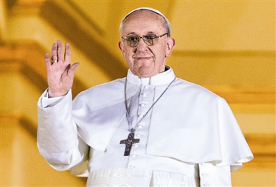 聽力:教皇希望和平解決敘利亞問題