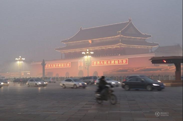 西语新闻:北京 PM2.5 2030年有望达标