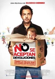 西班牙语字幕:《No se Aceptan Devoluciones 超级父女档》