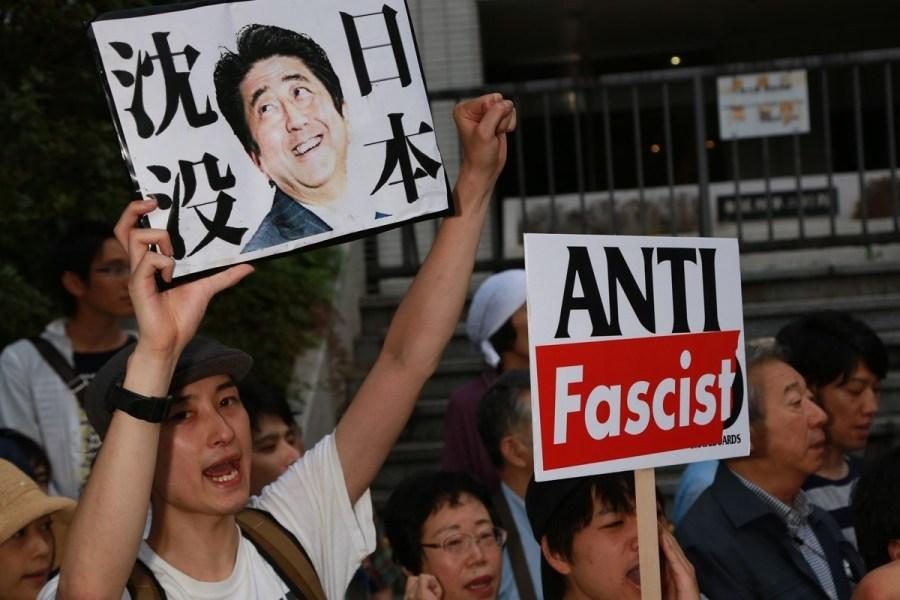 西语新闻:日本解禁集体自卫权