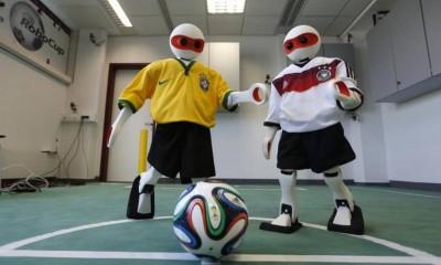 西语新闻:机器人世界杯下周在巴西开踢