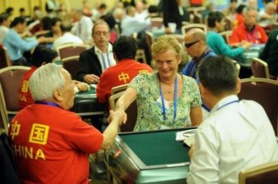 西语新闻讲解:欧洲麻将锦标赛中国队惨败