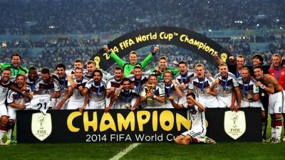 慢速西语:2014世界杯德国夺冠