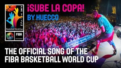 2014西班牙男籃世界杯主題曲:Sube la Copa