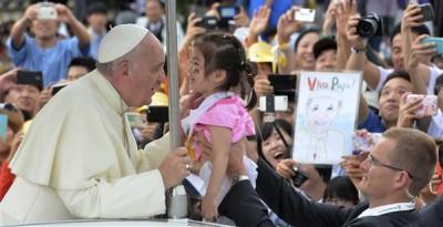 西语新闻:教皇向中国伸出建立外交关系之手