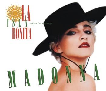 西语歌曲:《LA ISLA BONITA-- 风光秀丽的小岛》
