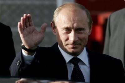西语美文:普京2015新年贺词示好美国全文