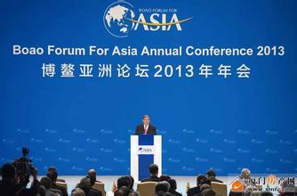 西語閱讀:習近平主席在博鰲亞洲論壇2013年年會上演講(全文)
