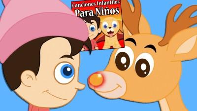西班牙语圣诞歌曲:鲁道夫为什么鼻子红