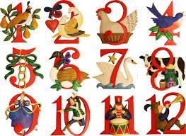 西班牙语圣诞歌曲:Doce días de Navidad 圣诞12天