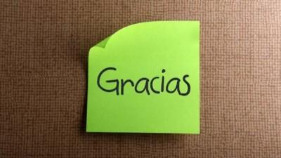 7個西班牙語句子讓你學會感恩的生活