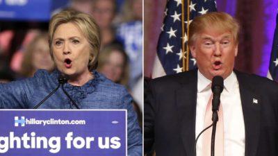 慢速西语:美国2016年大选 特朗普和克林顿赢得纽约州初选