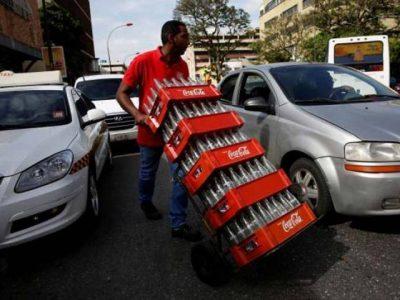 慢速西语:委内瑞拉食糖短缺迫使可口可乐停产