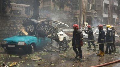 慢速西语:联合国呼吁军事行动不得袭击医院