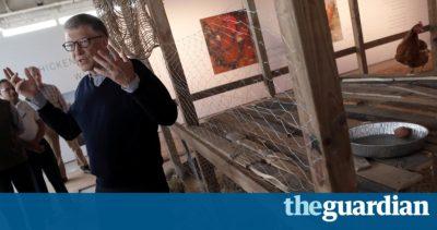慢速西语:比尔盖茨捐赠的鸡遭到玻利维亚的拒绝