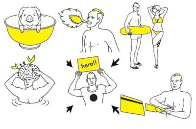 西班牙语阅读:你知道如何破译这些为游客设计的海报么?