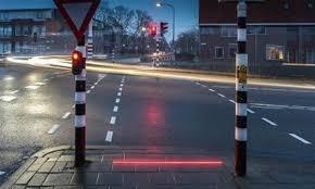 西班牙語閱讀:與時俱進的紅綠燈
